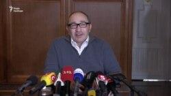 Кернес назвав обшуки політичними і заперечив чутки про втечу (відео)