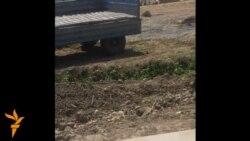 Видео из села Китай-тепе