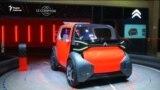 Суперкары и машины будущего - на женевском автосалоне показали новинки