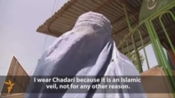 Unnamed Afghan Woman: Why I Wear The Hijab
