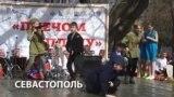 Севастополь, Пхеньян, Газа: где дети танцуют с оружием (видео)