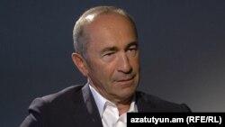 Бывший президент Армении Роберт Кочарян (архив)