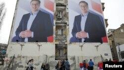 Dominacija Aleksandra Vučića u javnom prostoru