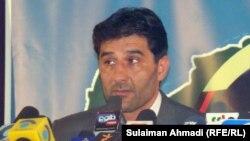 Afghanistan -- Shafiqullah Tahiri National Security Depatement media in charge