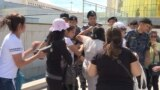 grab: Kazakh mothers