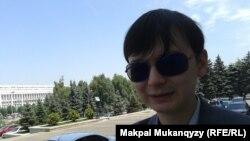 Фархат Юсупжанов. Алматы, 10 шілде 2014 жыл.