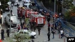 İstanbulda terror - 6 oktyabr 2016