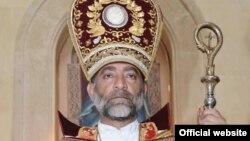 Armenia - Archbishop Sebouh Chuldjian of Vanadzor.