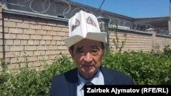 Илияз Жусубалиев.