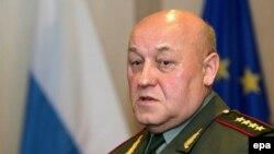 ژنرال يوری بالويفسکی رييس کل ستاد مشترک نيروهای مسلح روسيه
