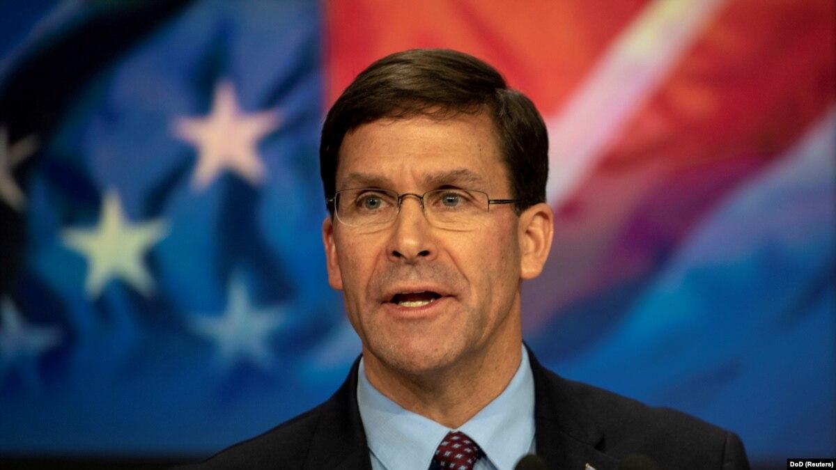 США вывели своих военных с востока Сирии €? министр обороны