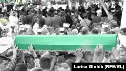 В Боснии почтили память жертв бойни в Сребренице в 19-ю годовщину трагедии
