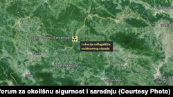 Trgovska gora, granično mjesto u Hrvatskoj predviđeno za nuklearnu deponiju