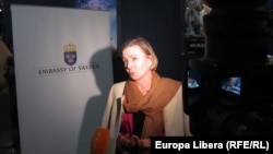 Ingrid Tersman la Tiraspol