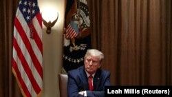 Președintele SUA, Donald Trump