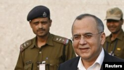 Pakistani Foreign Secretary Salman Bashir (file photo)