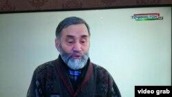 Саид Киёмиддин Гози в документальном фильме «Невидимые корни» («Решаҳои ноаён»)