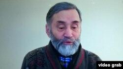 Саид Киёмиддин Гози, известный в 90-х годах таджикский священнослужитель. Архивное фото