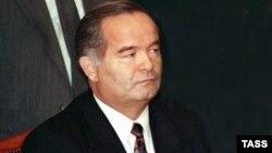 Өзбекстан президенті Ислам Каримов.