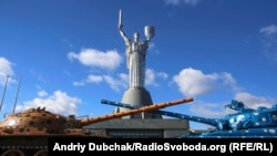 Мемориальный комплекс «Национальный музей истории Великой Отечественной войны 1941-1945 годов» в Киеве