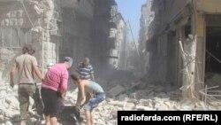 Prizor iz Alepa