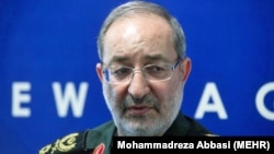 Deputy Chief of Staff of the Iranian Armed Forces Brigadier General Massoud Jazayeri.