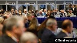 Совещание ОБСЕ по человеческому измерению в Варшаве. 19 сентября 2019 года.