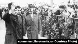 Praga, 26 ianuarie 1972. Ceaușescu participă la Comitetul Politic Consultativ al statelor semnatare ale Tratatului de la Varșovia. Sursa: comunismulinromania.ro (MNIR)