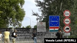 Granica Srbije sa Mađarskom, ilustrativna fotografija