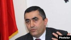 Представитель Верховного органа АРФ «Дашнакцутюн» Армен Рустамян (архив)