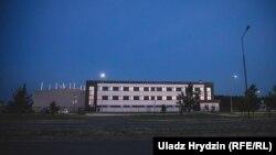 Акумулятарны завод каля Берасьця