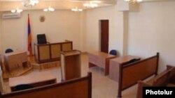 Երևանի դատարաններից մեկի դահլիճը, արխիվ