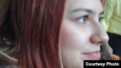 Магдалена Маневска, координатор на МултиКулти Радио при Центар за меѓукултурен дијалог.