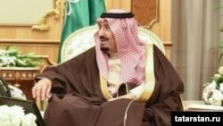 Король Саудовской Аравии Салман бин Абдулазиз.
