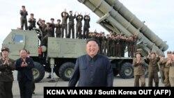 د شمالي کوریا ولسمشر کېم جونګ اون