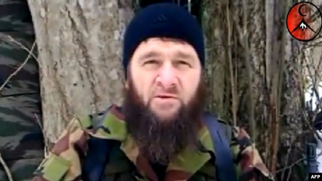 "Chechen Islamist rebel leader Doku Umarov says he is ""absolutely healthy."""