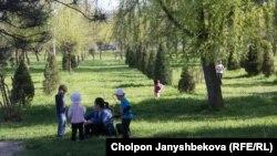 Бишкектеги сейил багы