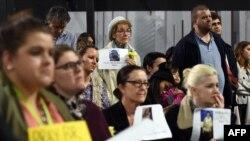 Акция против смертного приговора, вынесенного двум австралийцам в Индонезии (Сидней, 28 апреля 2015 года)