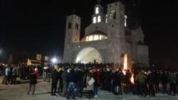 """""""Srpska Nova"""" u hramu u Podgorici"""