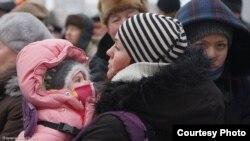 Митинг за честные выборы - Тюмень, 4.02.2012
