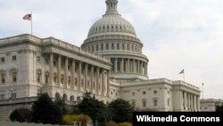 Сенат Соединенных Штатов Америки в Вашингтоне, округ Колумбия.