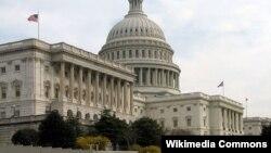 Pamje e pjesës së Senatit të Shteteve të Bashkuara në Uashington