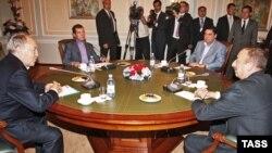 اجلاس سران چهار کشور ساحلی دریای خزر بدون حضور ایران