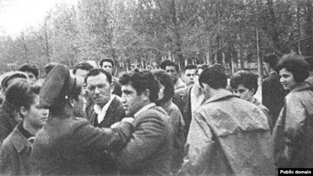 21 апреля 1968 года, Чирчик