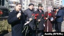 Факил Сафин (с), Айдар Хәлим, Әнвәр Шәрипов, Разина Мөхиярова