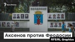Аксенов против Феодосии. Ожидает ли руководство города отставка | Радио Крым.Реалии