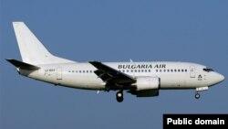 17 ноябрьдә Казанда фаҗигага юлыккан Boeing 737-500 очкычы 2008 елның 18 сентябрендә Амстердам һава аланы өстендә.