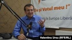 Politologul Cristian Preda