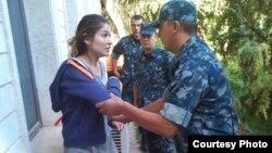 Гулнора Каримова устидан уй қамоғини Президент хавфсизлик хизмати назорат қилади