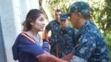Uzbekistan -- one of several undated photos released by Ryan Locksley on 16sep2014 of Gulnara Karimova, reportedly under Uzbek house arrest
